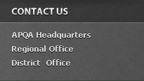 Contact us,QIA Headquarters,Regional Office,District Office Link